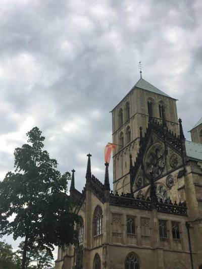 Katholikentag in Münster -